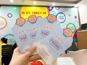 In name tag sản phẩm làm tem nhãn phụ TPHCM - In Kỹ Thuật Số Since 2006