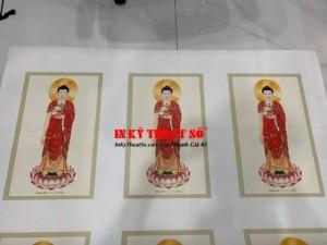 In tranh Đức Phật A Di Đà - In tranh Nam Mô A Di Đà - In Kỹ Thuật Số Since 2006