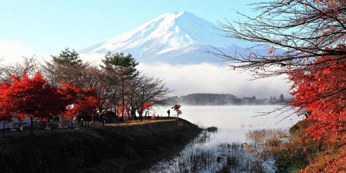 Tour Nhật Bản - Khám Phá Vùng Trời Lá Đỏ