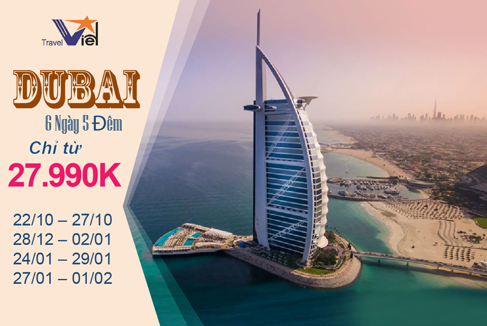 Tour Singapore - Dubai - Abu Dhabi