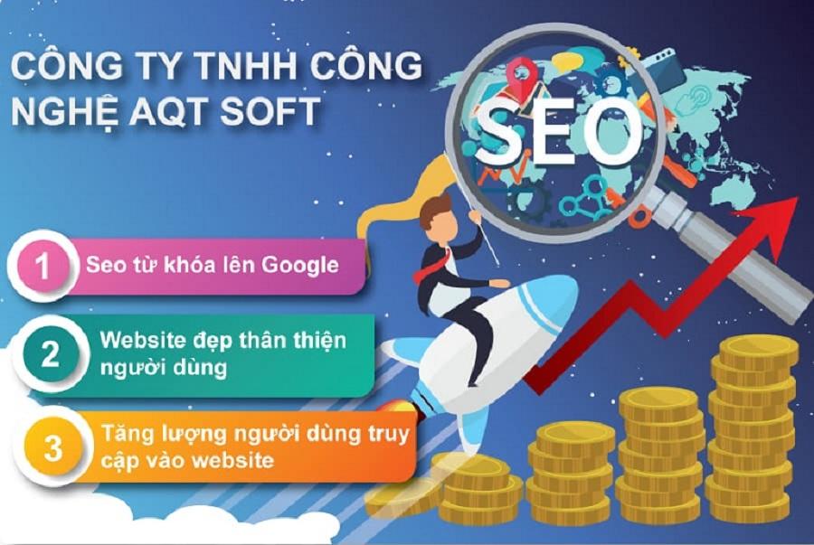 Dịch vụ Seo Website lên Google