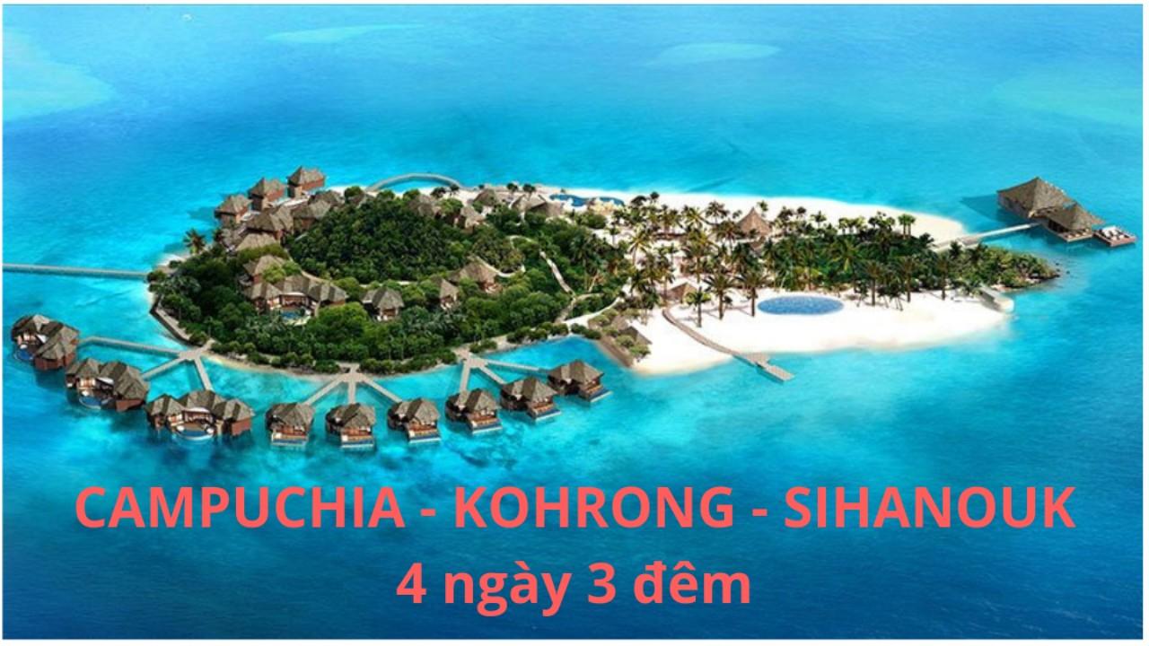 Campuchia - Kohrong - Sihanouk