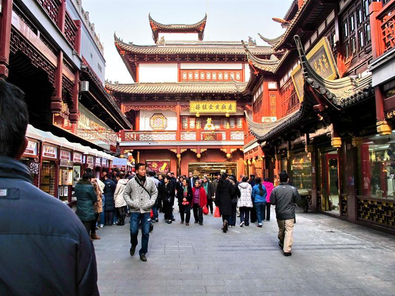 Đặt tour du lịch Trung Quốc Bắc Kinh - Thượng Hải - Hàng Châu - Tô Châu trên MuaBanNhanh