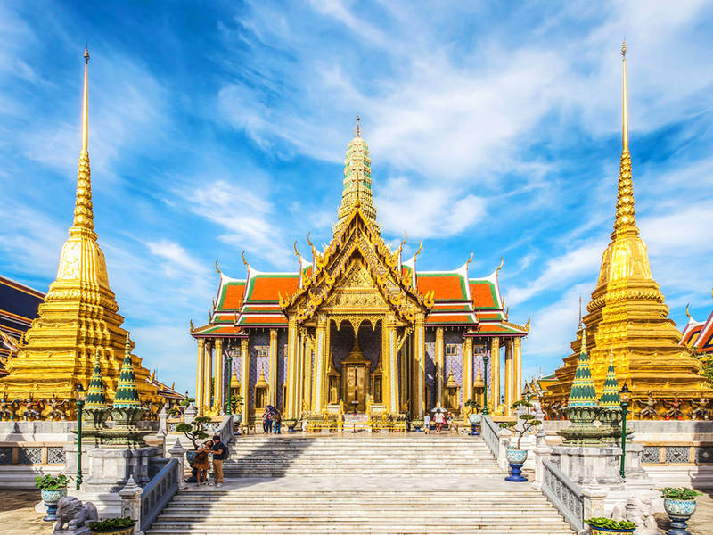 Đặt tour Thái Lan mua sắm thả ga - Kinh nghiệm chuẩn bị hành lý, vali du lịch shopping xứ Chùa Vàng