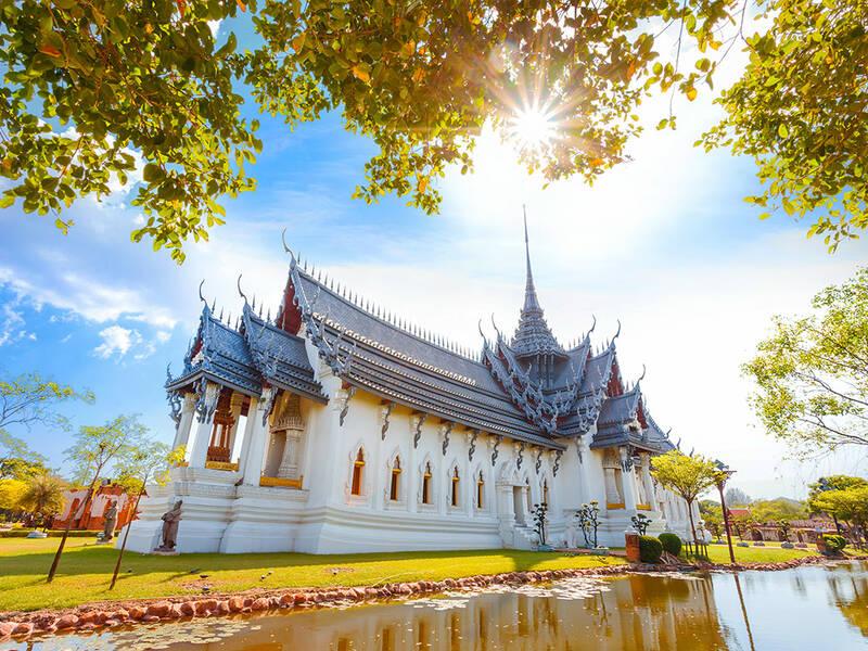 Tour Thái Lan Tết nguyên đán - Đặt tour Thái Lan mùng 3, mùng 4, mùng 5, mùng 6 Tết âm lịch