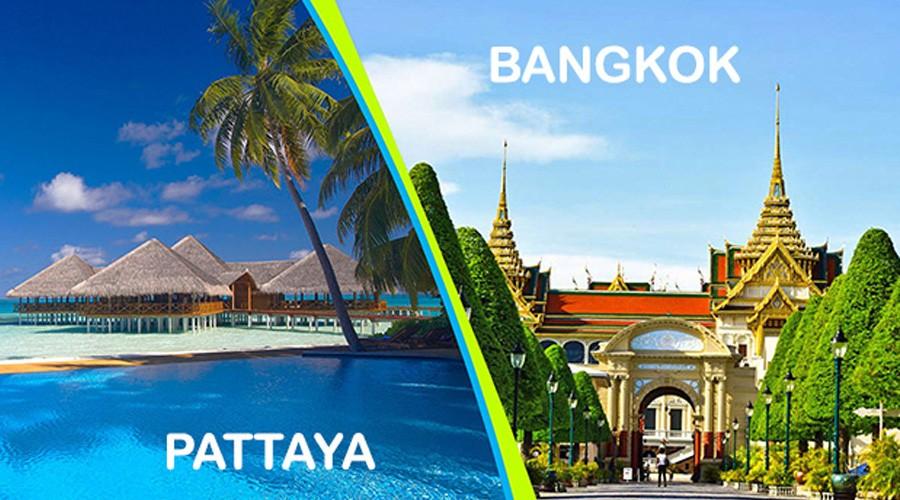 khám phá thành phố Bangkok - Thành phố thiên thần 🧚♀️🧚♀️ và Pattaya – Thành phố Ma Quỷ 👻👻