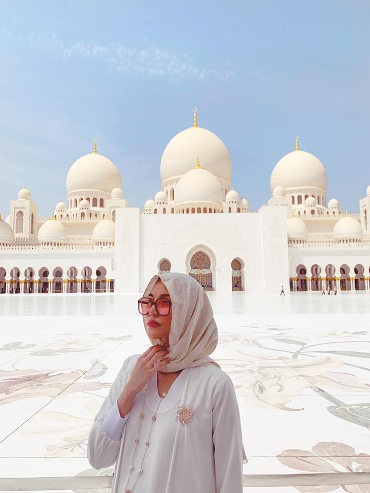 Hành trình SINGAPORE - DUBAI - ABU DHABI 6N5Đ