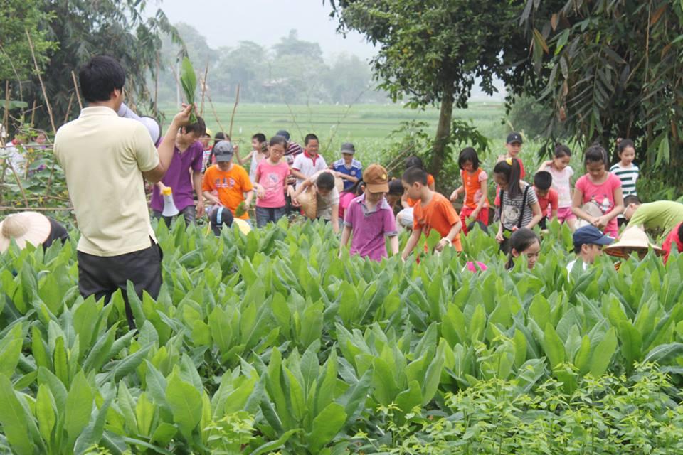 Tour Trang trại giáo dục Village