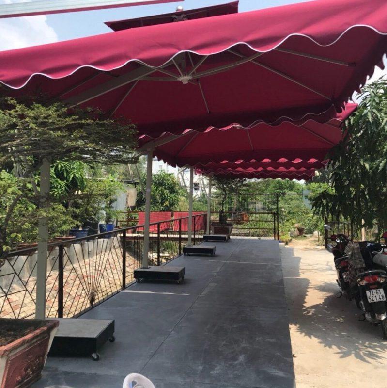 Chuyên sản xuất, gia công bàn ghế quán cafe sân vườn theo yêu cầu khách hàng