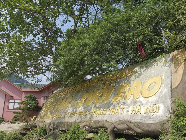 Tour Thác Bạc - Suối Sao 1 ngày cho học snh