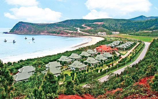 Du lịch Bãi Lữ resort 3 ngày