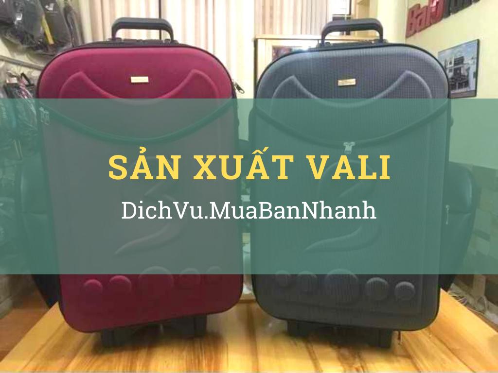 Xưởng sản xuất khung vali, túi bọc vali in logo làm thương hiệu cho doanh nghiệp kinh doanh, quà tặng