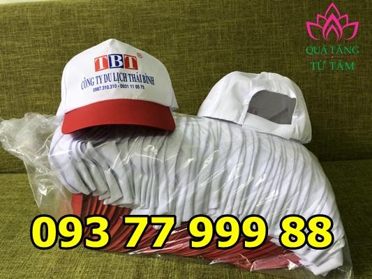 Xưởng sản xuất nón du lịch, nón kết, nón lưỡi trai, thêu logo mũ nón giá rẻ
