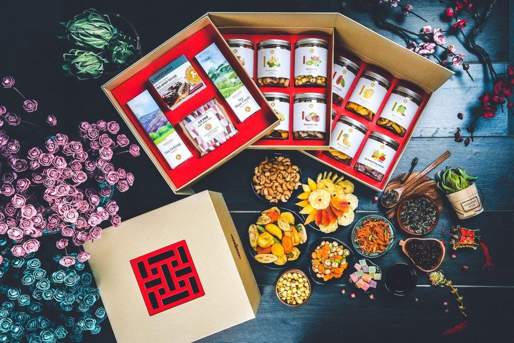 Báo giá in hộp quà tặng - Xưởng in hộp quà in logo theo yêu cầu TPHCM