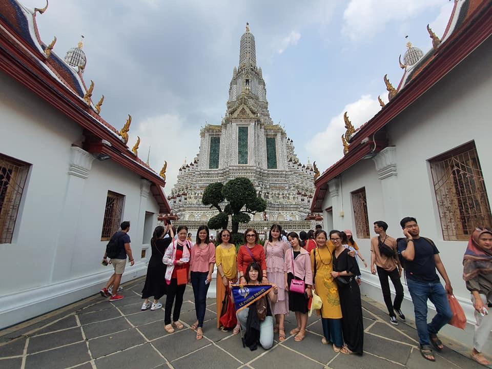 Hành trình 5 ngày yêu Thái Lan - Trải nghiệm du lịch Thái Lan 5 ngày 4 đêm