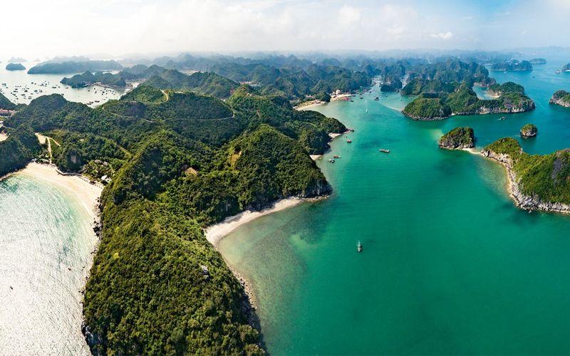 Tour hè: Du lịch biển Cát Bà