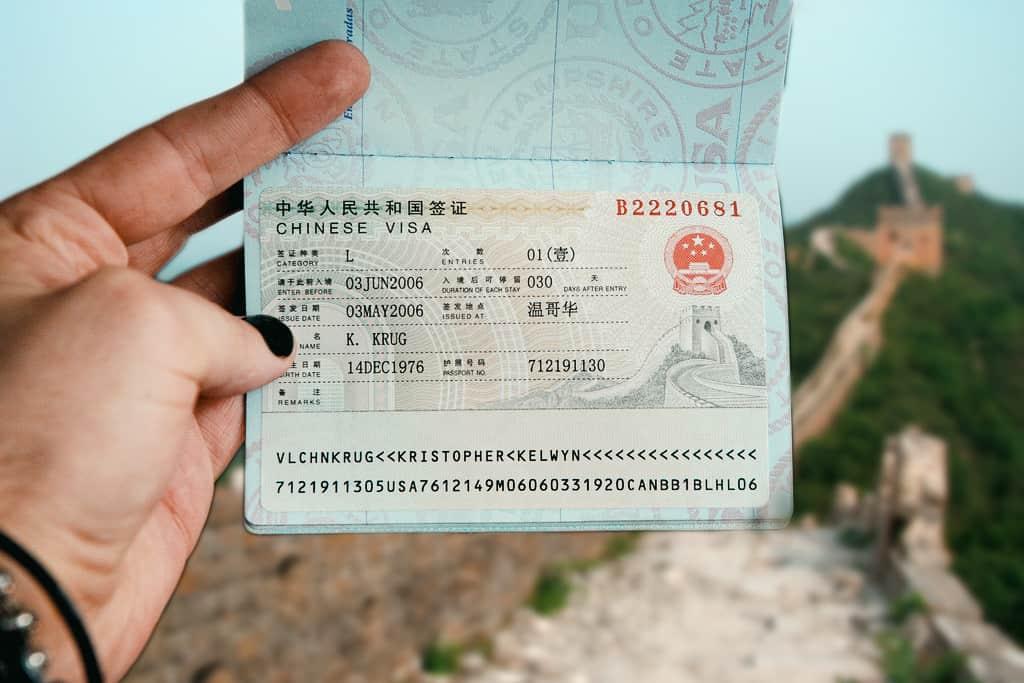 Làm visa Trung Quốc du lịch ở đâu TPHCM, mất bao lâu, có cần phỏng vấn, chứng minh tài chính và có đi hongkong được không?