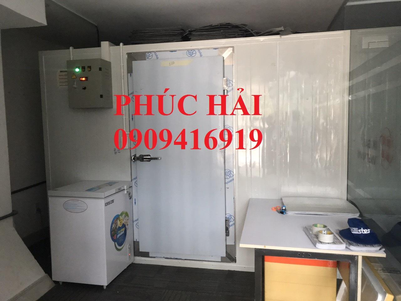 Kho lạnh bảo quản sữa chua IKIGAI Việt Nam