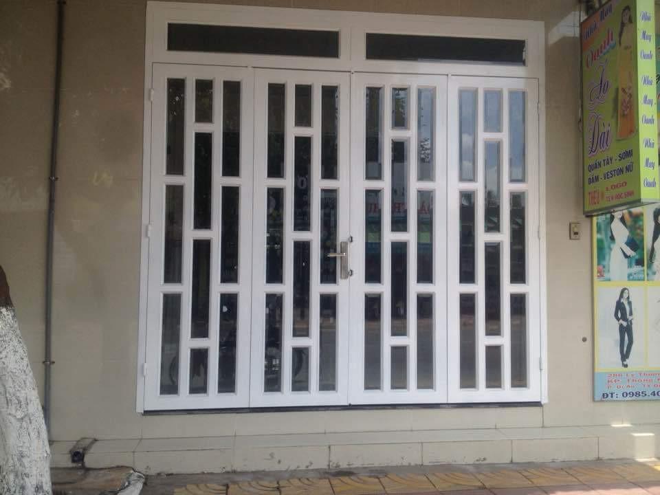 Thợ Sửa Cửa Sắt Quận Phú Nhuận Lưu Động