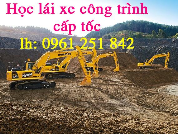 Đào tạo và cấp chứng chỉ lái xe cuốc tại Phước Sang An Bình Phú Giáo Bình dương