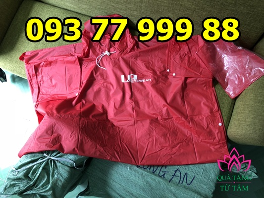 Cơ sở sản xuất áo mưa giá rẻ hp