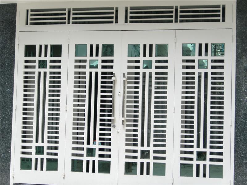 Thợ Sửa Cửa Sắt Quận 3 - 0947.406.037 Lưu Động