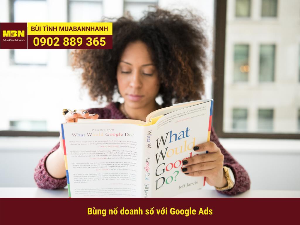 Quảng cáo google adwords cùng Bùi Tình MuaBanNhanh