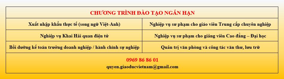 Địa chỉ học kế toán trưởng tại Tp HCM