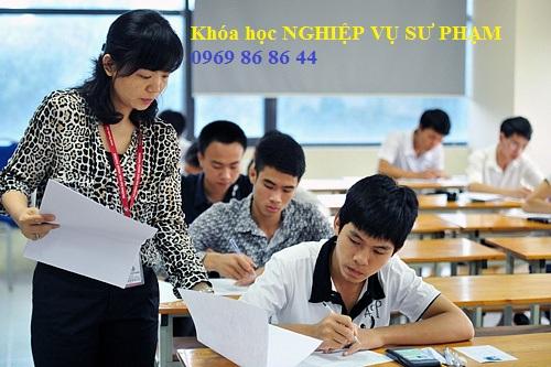 Khóa học đào tạo nghiệp vụ sư phạm cho Giảng viên Đại học, Cao đẳng