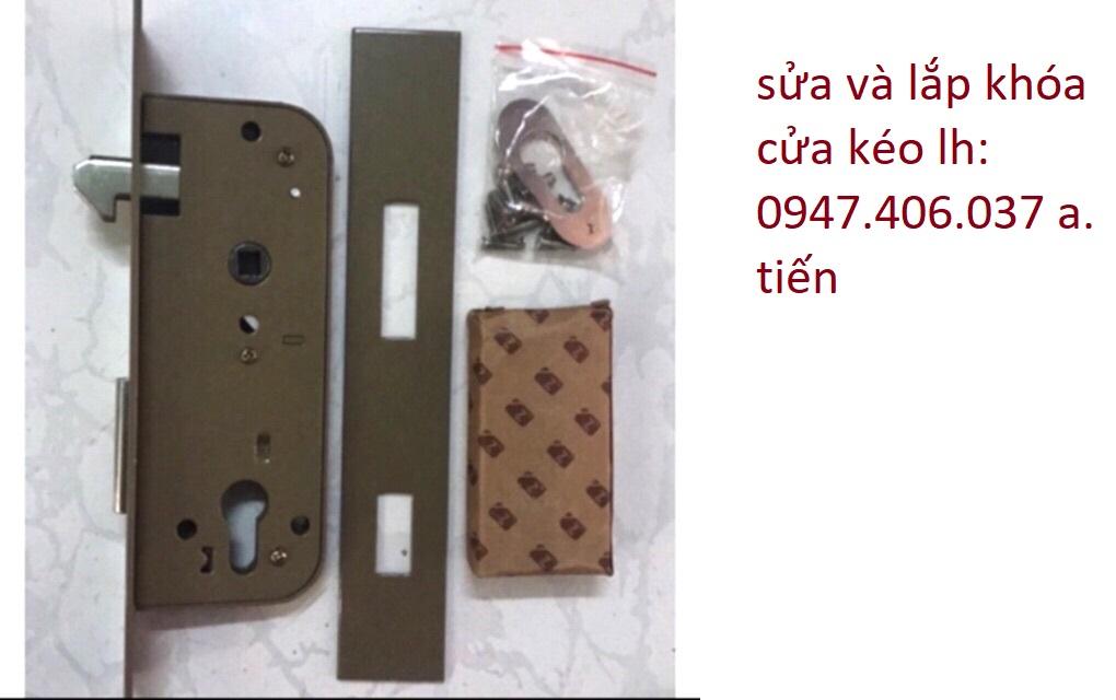Thay Khóa Cửa Kéo Giá Bao Rẻ HCM