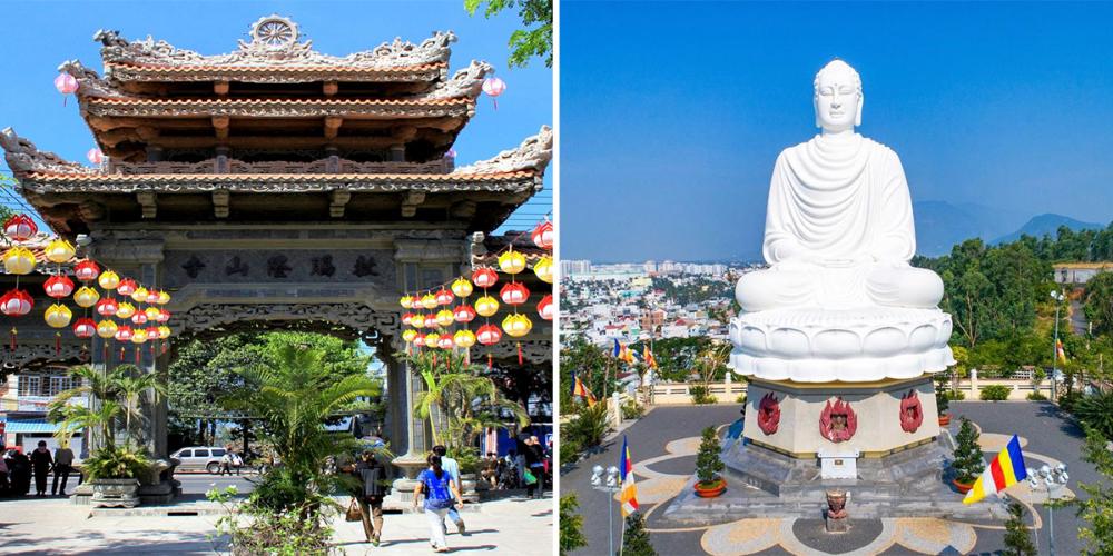 Tour Nha Trang 4 Ngày 3 Đêm | Khởi hành Thứ Ba, Năm, Bảy hàng tuần I Du Lịch Nha Trang Lê Phong