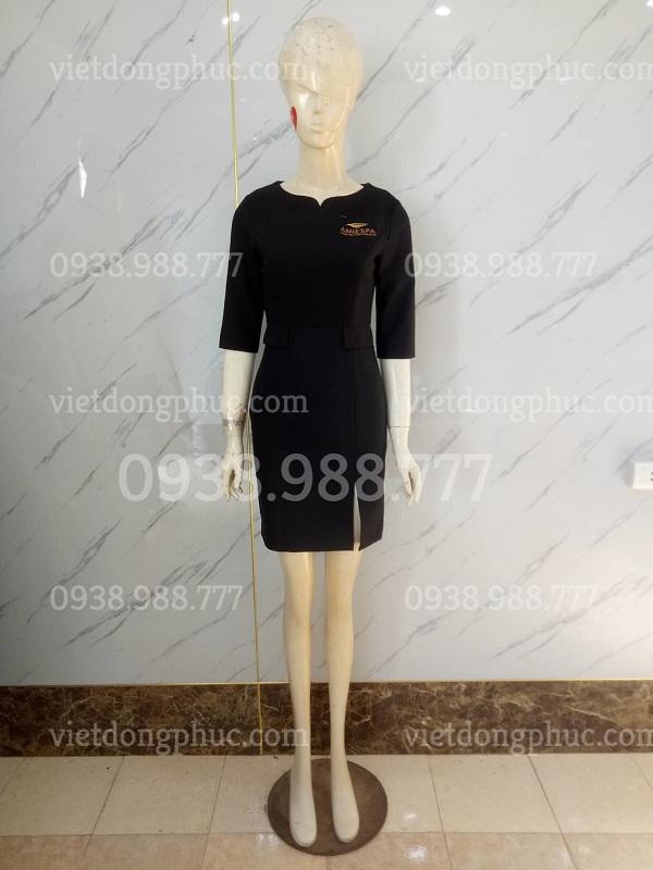 Nhận may váy đầm đồng phục chất lượng, giá rẻ hấp dẫn