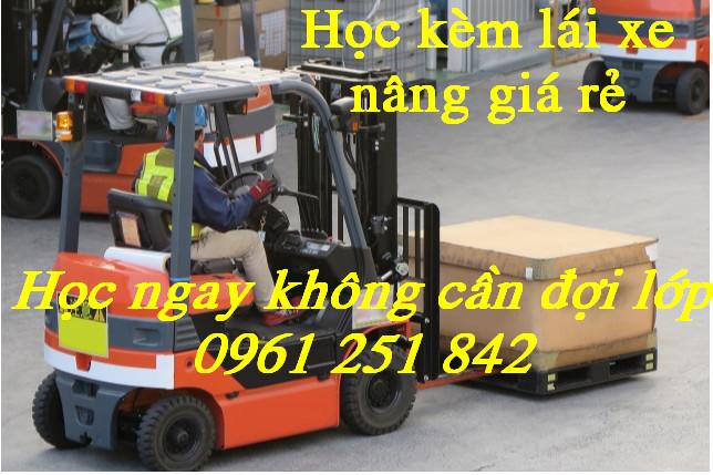 Dạy lái xe nâng ở đâu uy tín tại Chánh Phú Hòa Bến Cát Bình Dương