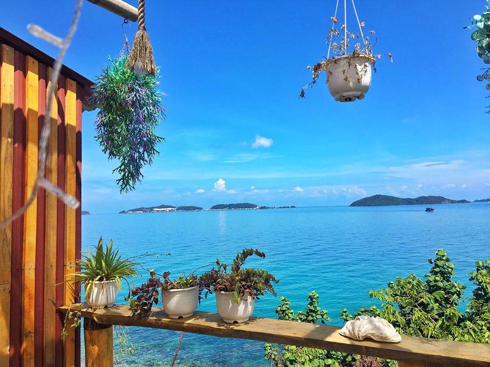 Tour du lịch Nam Du - Nhà nghỉ Trung Ngân