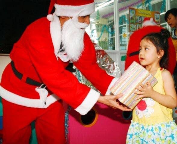 Cho thuê đồ Giáng sinh giá rẻ