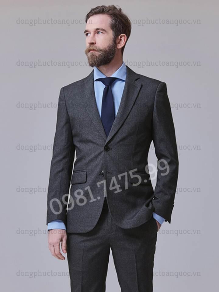 May đo và thiết kế đồng phục áo vest nam theo ý tưởng khách hàng
