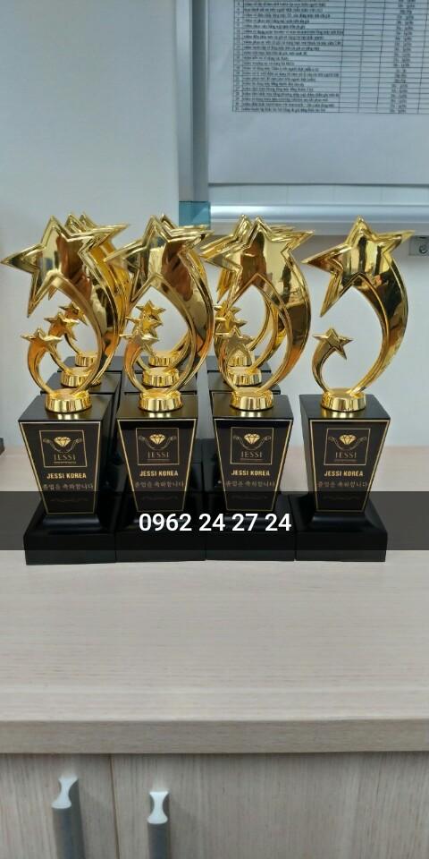 Cơ sở chuyên sản xuất kỷ niệm chương cúp đồng vinh danh
