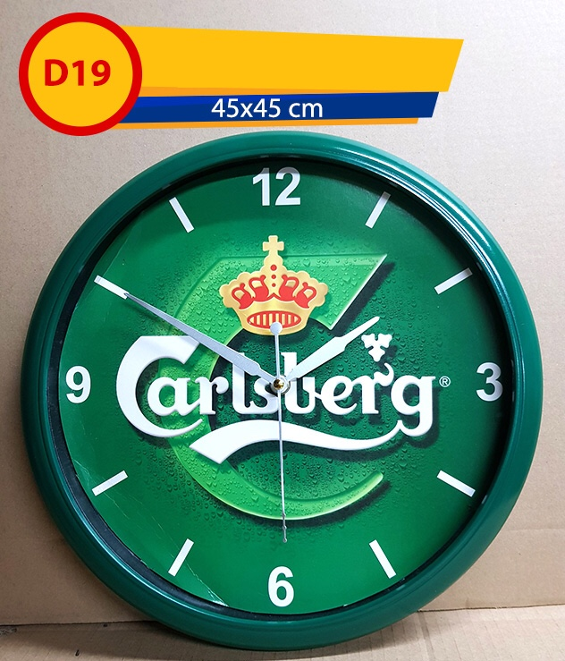 Chuyên sản xuất đồng hồ quà tặng các hãng bia