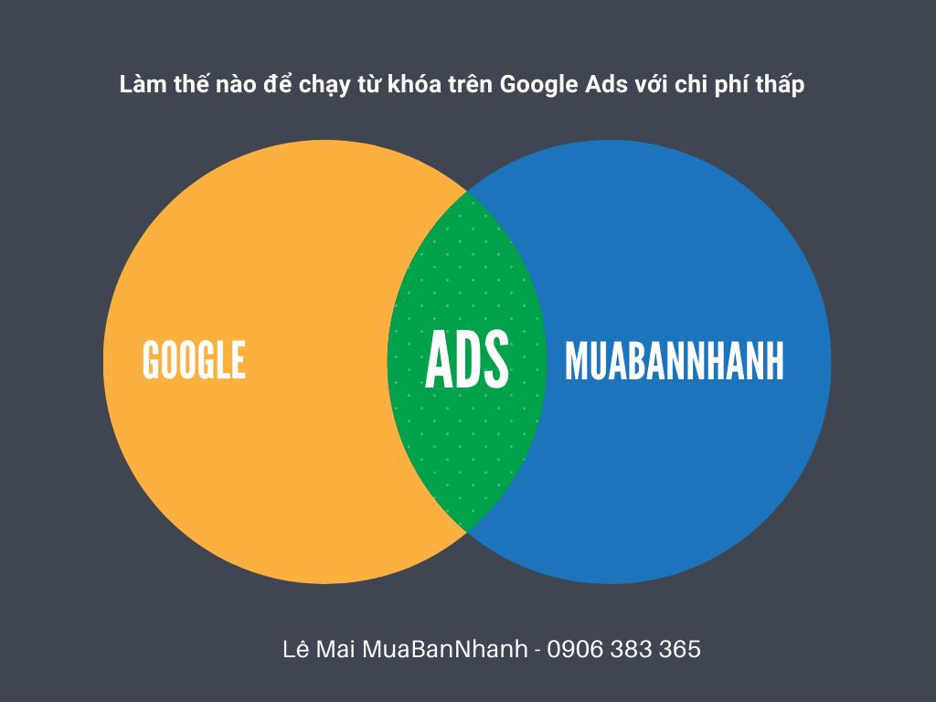 Làm thế nào để chạy từ khóa trên Google Ads với chi phí thấp nhất?