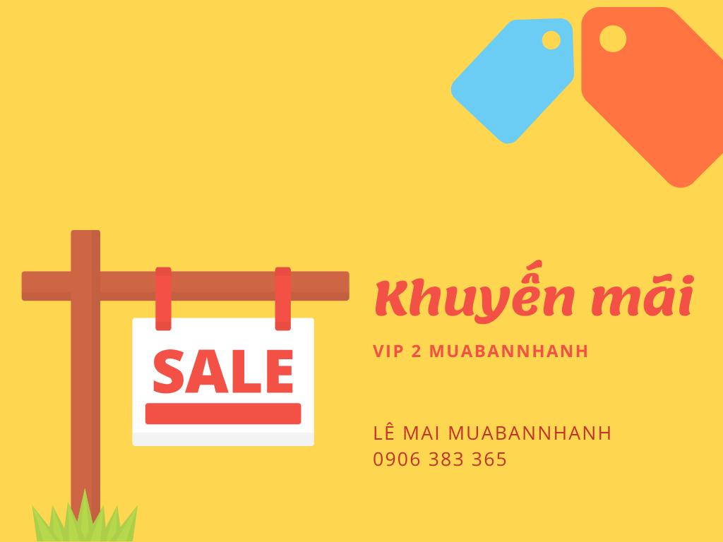 Khách hàng chú ý! Khuyến Mãi Tưng Bừng Mùa hè rực rỡ - Đừng bỏ lỡ khuyến mãi VIP MuaBanNhanh - Gói VIP 2