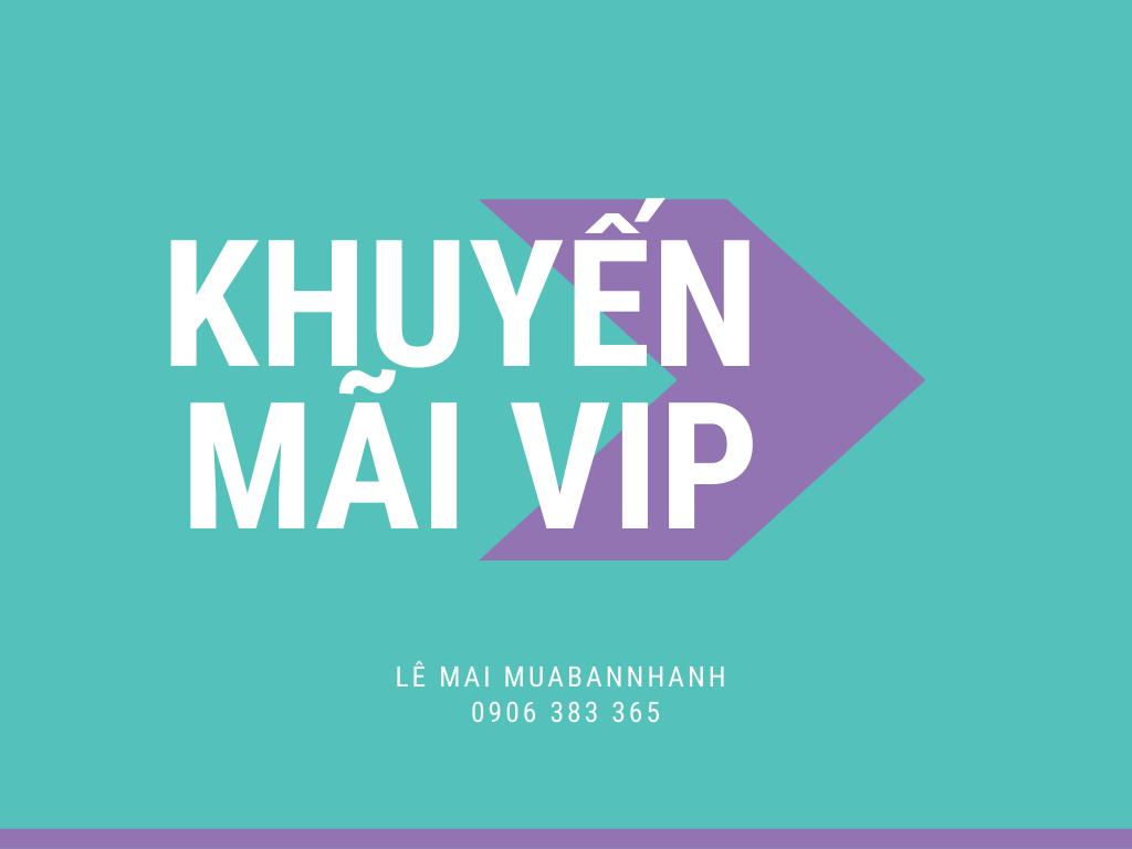 Tin vui! Khuyến Mãi Tưng Bừng Mùa hè rực rỡ - Đừng bỏ lỡ khuyến mãi VIP MuaBanNhanh - Gói VIP 3