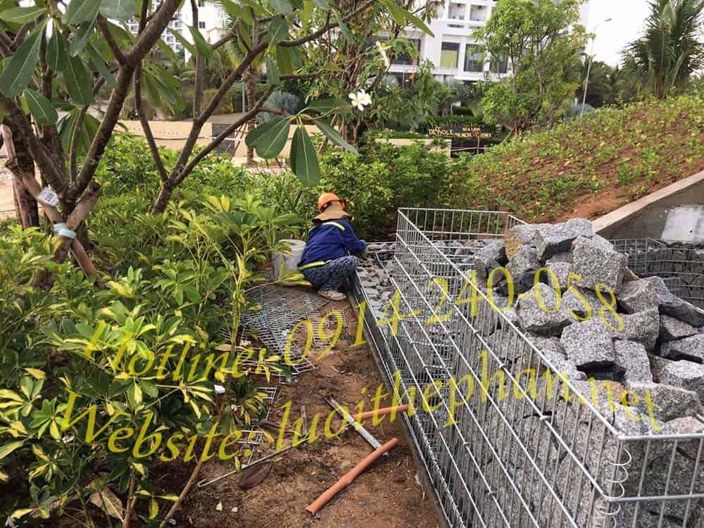 Thi Công Hàng Rào Lưới Thép - Tư Vấn Miễn Phí - Hướng Dẫn Lắp Đặt Tận Nơi