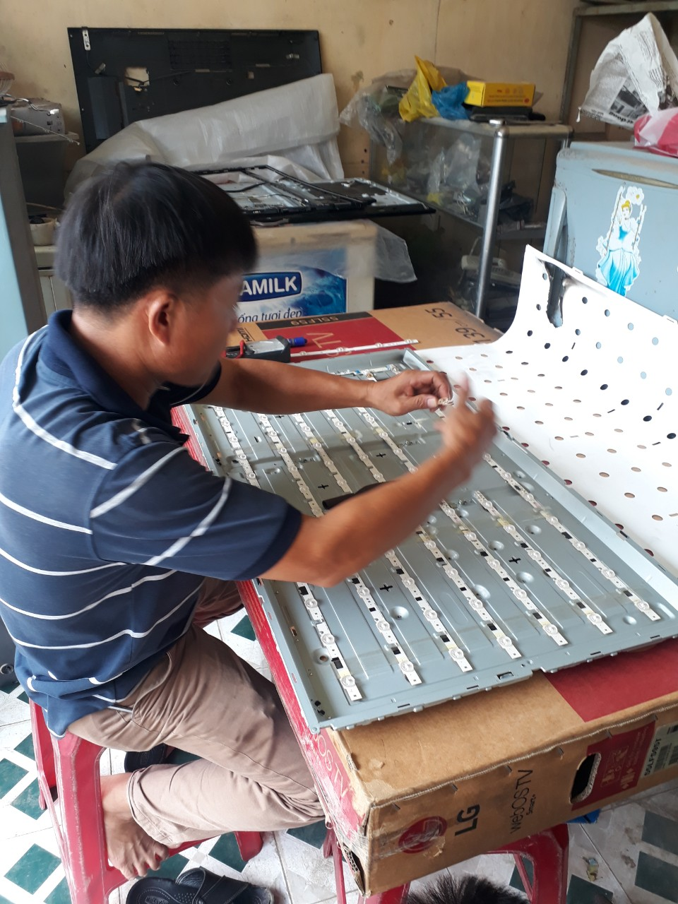 Sửa tivi ở tại Đà Nẵng