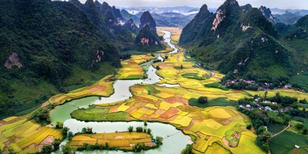 Tour Hà Nội - Ba Bể - Thác Bản Giốc - Động Ngườm Ngao 3 ngày 2 đêm I Khởi hành thứ 6 hàng tuần I Du lịch Hà Nội Lê Phong