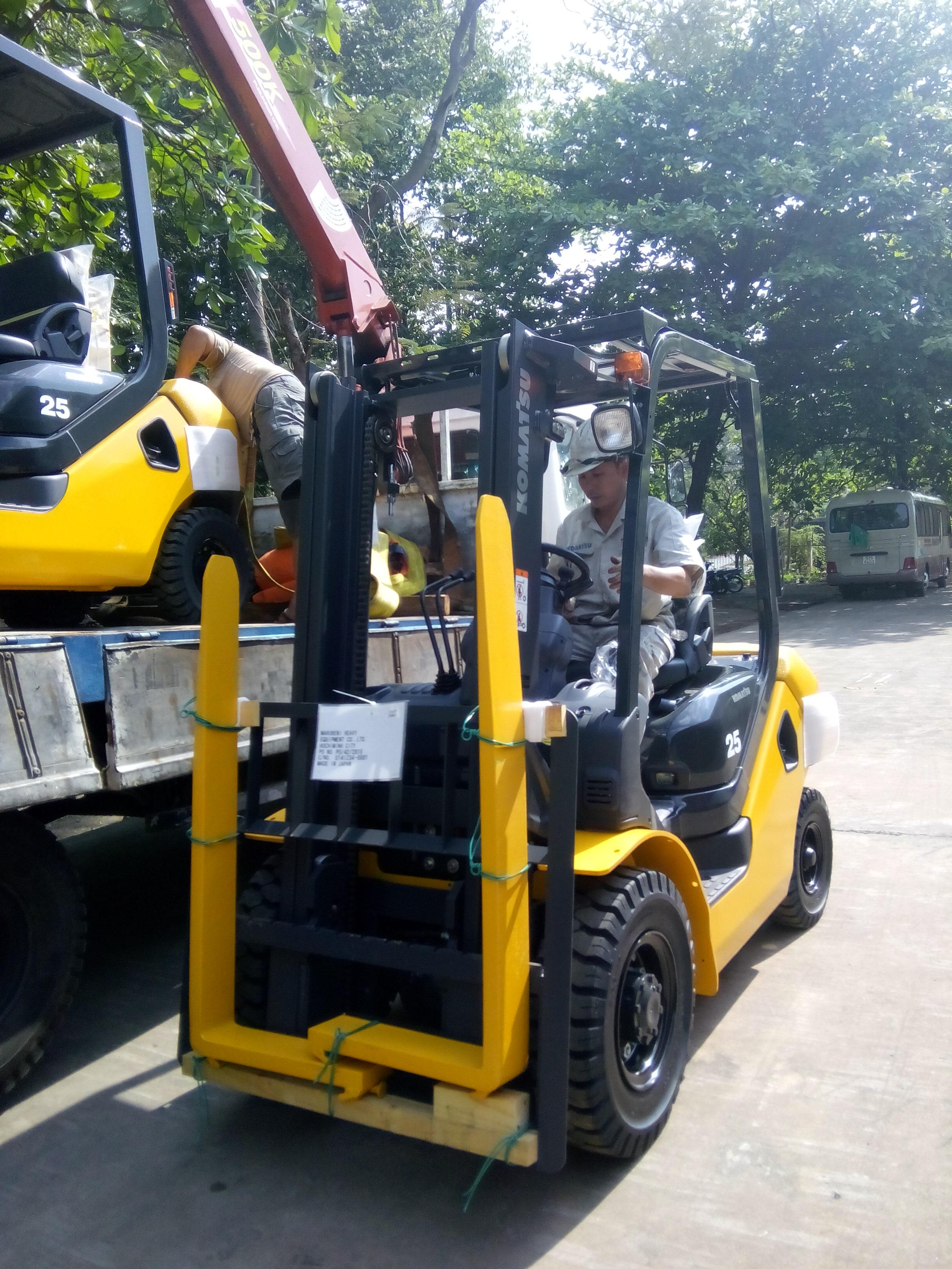 Bảo trì sữa chữa xe nâng hàng chất lượng nhất Bình Dương, Đồng Nai, Vũng Tàu