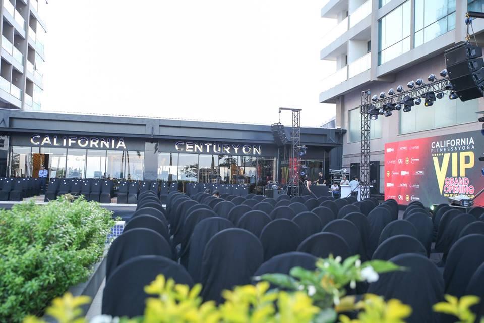 Công ty tổ chức sự kiện Cam Lâm