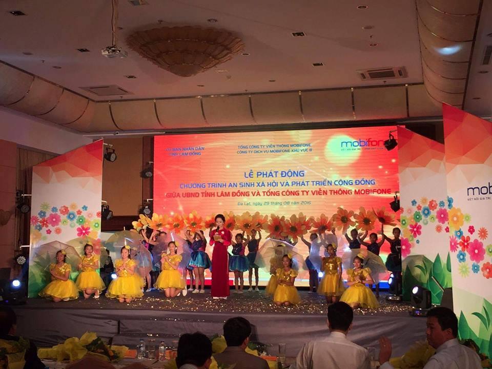 Công ty tổ chức sự kiện Cam Ranh