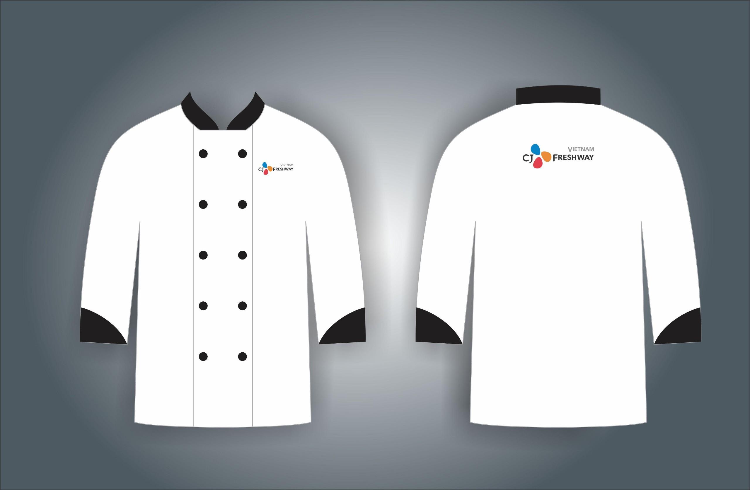 May đồng phục bếp giá rẻ tại Thành Phố Hồ Chí Minh