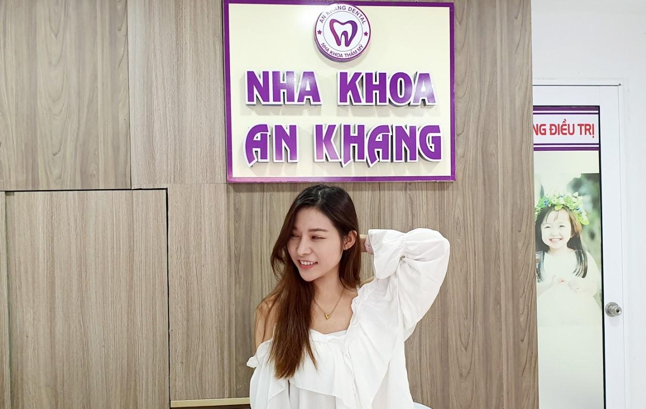 Tẩy trắng răng không ê buốt tại Nha Khoa An Khang