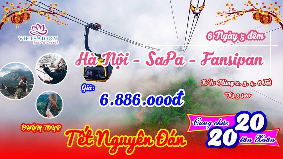 Hà Nội - Sapa - Fansipan